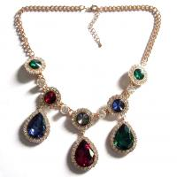 Quality Handmade Water Drop Jewellery necklace for sale