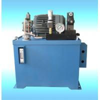 Quality 12v 24v dc hydraulic power unit ,  vertical and horizontal  mount power pack for tipper trailer for sale