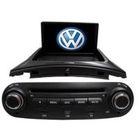 Quality Manda car multimedia for VW Beate auto radio audio video factory multimedia navigation system in-dash navis for sale