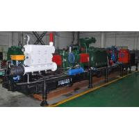 Quality Automatic Remote Control Coal Mine Fracturing Pump Flow Rate 1458m³/h Pressure 80Mpa for sale