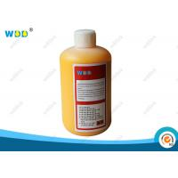 Buy cheap 1000ml Hitachi CIJ MEK Ink Continuous Inkjet Wash Solution Food Grade from Wholesalers