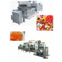 Quality Gelatin Gummies Candy Manufacturing Machine 380V  3 Phases  50Hz for sale