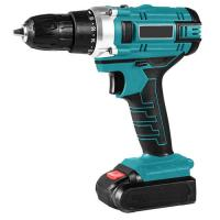 Quality Two Speed Transmission 18V Cordless Drill Strong Battery Operated Handheld for sale