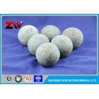 Quality Industrial Mineral Processing SAG mill grinding balls diameter 100mm for sale