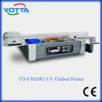 Quality Digital uv flatbed printer ceramic glass wood metal printing machine for sale