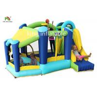 China EN71 Inflatable Bouncer / Childrens Bouncy Castle With 1 Year Warranty on sale