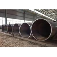Quality Q195/Q235/Q345 ERW Black Spiral Welded Steel Pipe for sale