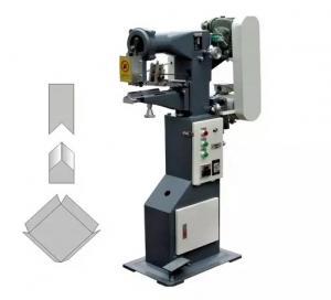 Buy cheap Paper Gift Box Making Machine , Rigid Box Making Equipment Digital Display from wholesalers