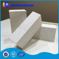 China High content AL2O3 pure white Insulating Fire Brick , refractory firebrick on sale