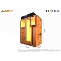 Quality Coin Operated Automatic Fresh Juice Vending Machine For Shopping Mall for sale