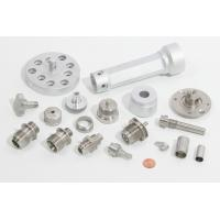AL7075 Aluminum Precision Turned Parts Custom CNC Machining Small Size