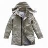 Buy cheap Men's Windbreaker, Waterproof, with Fashionable Design from wholesalers