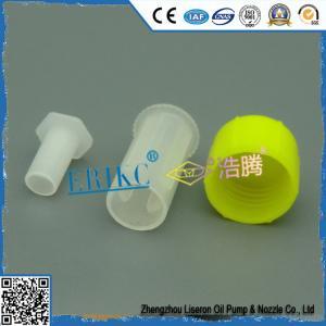 China ERIKC Delphi plastic cap manufacturers  E1023001 diesel fuel inyector plastion cap on sale