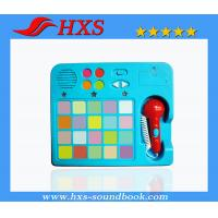 Quality Hot Selling Educational book Electronic Music Sound Pad for Books for sale