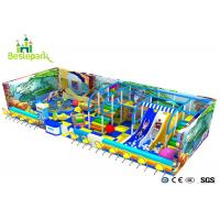 Ball Pool Baby Indoor Playground Colorful Theme With Customized Size for sale