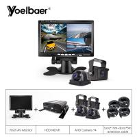 Quality Customized DVR BUS Taxi Mobile CCTV Camera System Online Monitoring Accident Security for sale