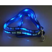 Quality LED Dog Collars and Leashes for sale
