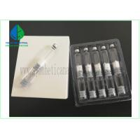 Quality 97% Purity Hgh 36iu Water Pen Growth Hormone Injection White Lyophilized Powder for sale