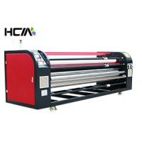 Quality Multifunction Rotary Heat Press Machine For Lager Bed Sheets High Definition for sale