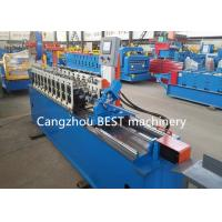 China High Efficiency Metal Stud Roll Forming Machine , Stud And Track Making Machine on sale