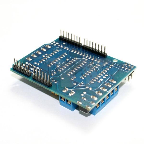 Expansion board motor drive arduino sensors kit v to
