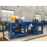 Buy cheap Shredder machine for wood,metal,tire with powerful function from wholesalers