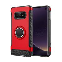 China Finger Ring Kickstand Hard Armor Smartphone Protective Case For Samsung Galaxy Note 9 / Back Phone Cover on sale