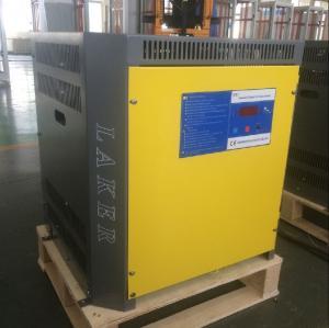 Forklift battery charger, Intelligent charger, SCR 48V 80A 3-phase, Input-220V