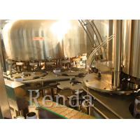 Buy PET Bottle Soda / CSD Carbonated Drink Filling Machine 10000 BPH 1 Year Warranty at wholesale prices