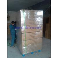 Customized Low Shrinkage Ceramic Fiber Refractory Paper For Gasketing , Sealing