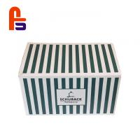 Quality Simple Pattern  Moving  SmallFor Convenience Store Kraft Paper Packaging Box for sale