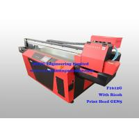 Buy cheap Ricoh GEN5 Large Format Printing Machine For Phone Case / Stationery from Wholesalers