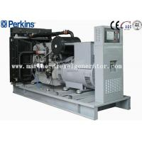 Quality 250KVA Perkins Generator 200KW 6 Cylinder Generator with High Temperature Radiator for sale