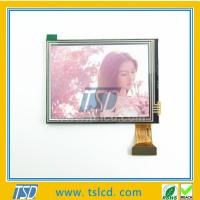 China Sunlight readable 3.5inch 240x320 TFT lcd screen module with RGB+SPI interface on sale