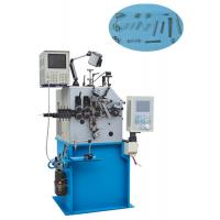 Quality Battery Shaped Automatic Spring Machine 250 Pcs/Min With 2.7kw Cam Axis Servo Motor for sale