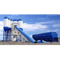Quality 2 X 37KW Concrete Mixing Station Stable 60s Mixing Cycle High Efficiency for sale