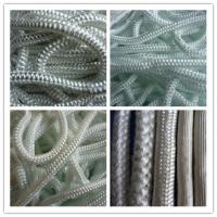 Buy cheap Tensile Strength E-Glass Fibre Rope For Stove Sealing , 4mm - 50mm from wholesalers