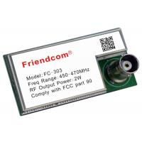 China Voice Transmission Wireless RF Module 16 Channels Embedded for Home automation on sale