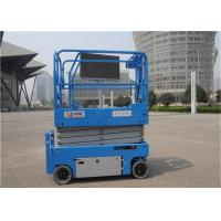 Quality Commercial Self Propelled Scissor Lift 2.76*1.25*2.6m Overall Dimensions for sale