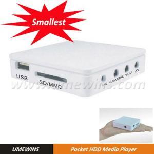 China Portable HDD Player (Model#HD-U244) on sale