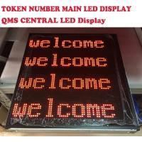 Buy Wireless Complete Bank Counter Network Token Queue Management System With at wholesale prices