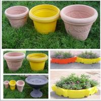 Quality rotational molding flower pot mold for sale