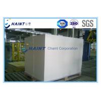 Quality Chaint Pallet Handling Systems With Chain Conveyor ISO Certification for sale