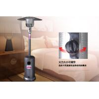 Quality Mushroom Fire Sense Outdoor Gas Patio Heater 13KW 2200mm Height 813mm Reflector for sale