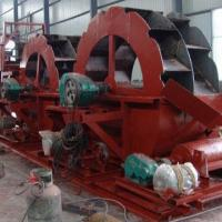 Quality Sand Washing Machine with 5.5kW Electric Motor Power for sale