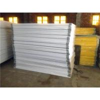 China 1220x2440mm white Polypropylene PP corrugated plastic Coroplast sheet on sale