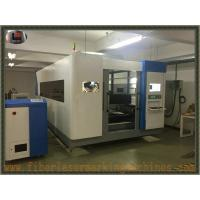 Quality Raycus Control 1000w Fibre Optic Laser Cutting Machines With Protective Room for sale