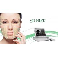 Quality Ultrasound Ultrasound Face Lift Machine / Non Surgical Hifu Beauty Machine for sale