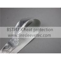 Quality aluminized fiberglass heat reflective tape for sale