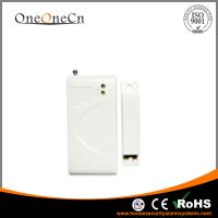 China Commercial PSTN Alarm System Wireless Door / Window Contact Sensor on sale